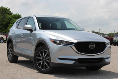 Pre-Owned 2018 Mazda CX-5 Touring LEATHER LOADED BACK UP CAMERA CLEAN CARFAX VERY LOW MILES