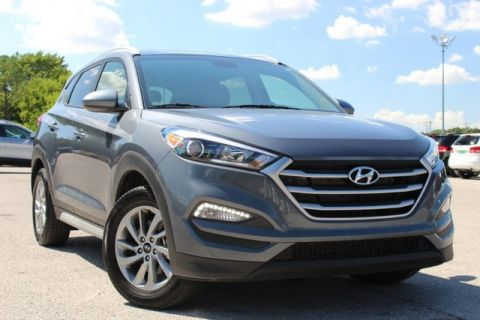 Pre-Owned 2018 Hyundai Tucson SEL HEATED SEATS ONE OWNER FACTORY WARRANTY