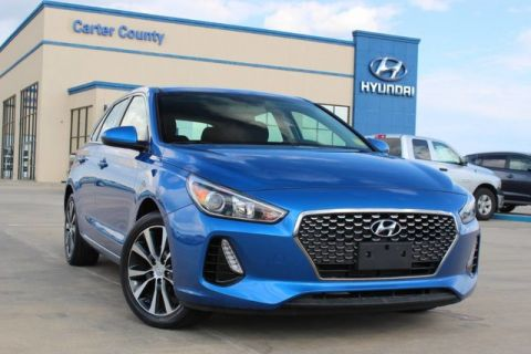 Pre-Owned 2018 Hyundai Elantra GT FUEL ECONOMY IS ABOVE THE REST WITH EXTREMELY LOW MILES