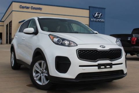 Pre-Owned 2019 Kia Sportage LX ONE OWNER AND WARRANTY REMAINING MUST CHECK OUT