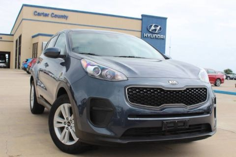 Pre-Owned 2019 Kia Sportage LX CLEAN CARFAX AND ONE OWNER MAKES AN INCREDIBLE VEHICLE