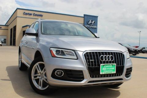 Pre-Owned 2016 Audi Q5 Premium Plus WITH INCREDIBLE FEATURES AND SUPERIOR PERFORMANCE