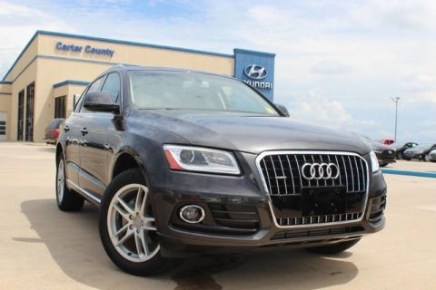 Pre-Owned 2016 Audi Q5 LEATHER LOADED ONE OWNER LOW LOW MILES Premium Plus
