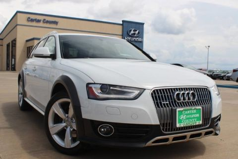 Pre-Owned 2016 Audi allroad ONE OWNER PREMIUM AND LOADED OUT Premium Plus