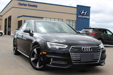 Pre-Owned 2017 Audi A4 Premium Plus LOADED AND LUXURIOUS LOW MILES LIKE NEW
