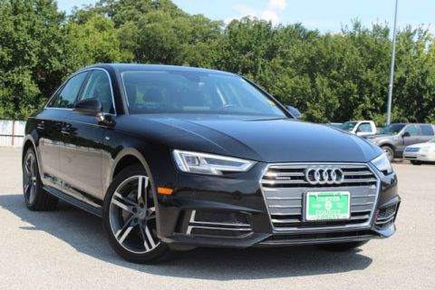 Pre-Owned 2017 Audi A4 Premium Plus LEATHER LOADED ONE OWNER LOW MILES CLEAN CARFAX